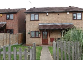 Thumbnail 2 bed property to rent in Tilesford Close, Shirley, Solihull