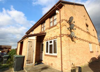 Thumbnail 1 bedroom maisonette for sale in Maypole Road, Gravesend, Kent