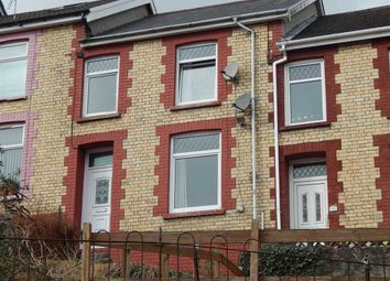 Thumbnail 2 bed terraced house to rent in Thomas Street, Tonypandy