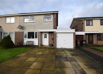 Thumbnail 3 bed semi-detached house for sale in Duddingston Avenue, Kilwinning, North Ayrshire