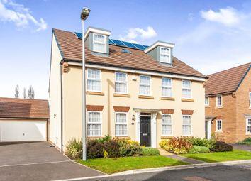 Thumbnail 5 bedroom detached house for sale in Huntsham Road, Exeter