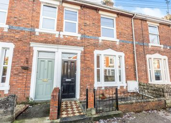 Thumbnail 2 bed terraced house for sale in Lethbridge Road, Swindon
