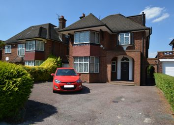 Thumbnail 4 bed detached house for sale in Manor Hall Avenue, London