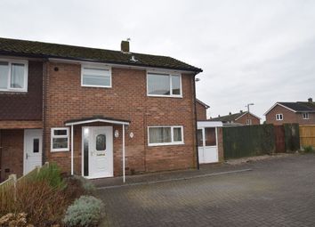 Thumbnail 3 bed semi-detached house to rent in Sandiford Crescent, Newport