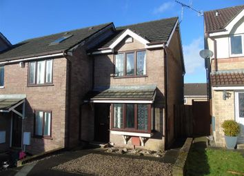 Thumbnail 2 bed detached house for sale in Midland Place, Llansamlet, Swansea