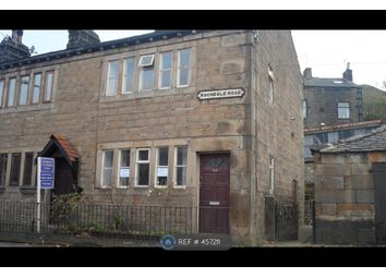 Thumbnail 2 bed end terrace house to rent in Rochdale Road, Todmorden
