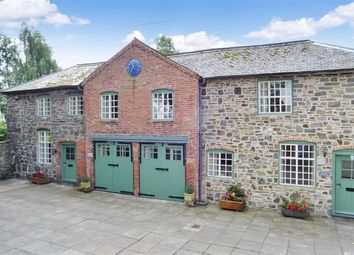Thumbnail 5 bed cottage for sale in Coach House Cottage And Stable Cottage, Old Rectory, Llandyssil, Powys