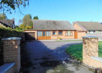 Thumbnail 3 bed detached bungalow for sale in Ratcliffe Lane, Sheepy Magna, Atherstone