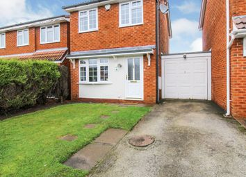 Thumbnail 2 bed detached house for sale in Selsey Close, Crewe