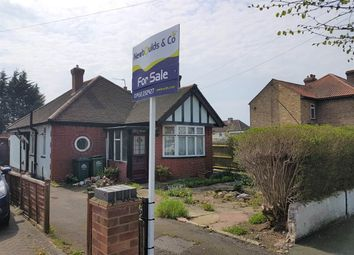 Thumbnail 2 bed bungalow for sale in Burgoyne Road, Sunbury-On-Thames, Surrey