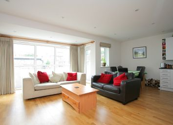 Thumbnail 2 bedroom flat to rent in Abyssinia Close, Battersea