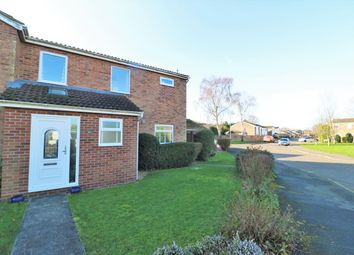 Thumbnail 3 bed semi-detached house for sale in Lucerne Road, Elmstead, Colchester