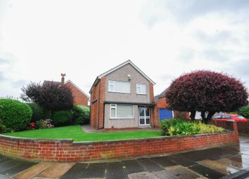 Thumbnail 3 bed detached house for sale in Fern Drive, Cleadon, Sunderland