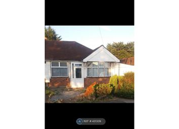 Thumbnail 2 bed bungalow to rent in Firswood Avenue, Stoneleigh