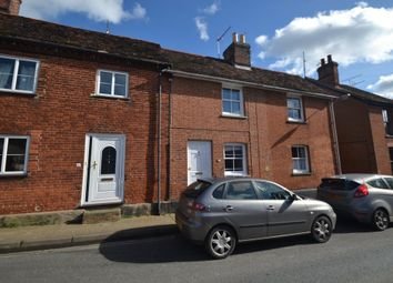 Thumbnail 2 bed terraced house to rent in Benton Street, Hadleigh, Ipswich