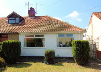 Thumbnail 2 bedroom bungalow for sale in Edgerton Road, Lowestoft