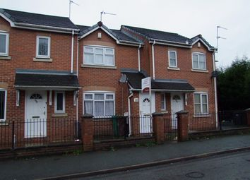 Thumbnail 2 bed town house to rent in Lathbury Road, Harpurhey, Manchester
