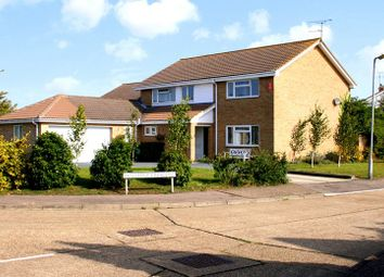Thumbnail 5 bed detached house for sale in Skyrmans Fee, Kirby Cross, Frinton-On-Sea