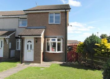 Thumbnail 2 bed terraced house for sale in Belsay Close, Pegswood, Morpeth