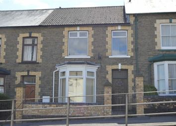 Thumbnail 4 bed terraced house to rent in The Avenue, Merthyr Tydfil