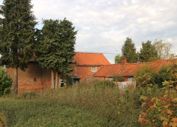 Thumbnail 4 bed detached house for sale in The Cottage, Church Lane, Stanfield, Norfolk
