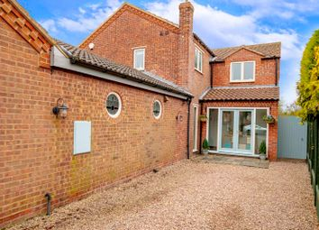 Thumbnail 4 bed detached house for sale in Beck Lane, Clayworth, Retford