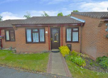 Thumbnail 2 bed terraced bungalow for sale in Copsey Croft Court, Long Eaton, Nottingham