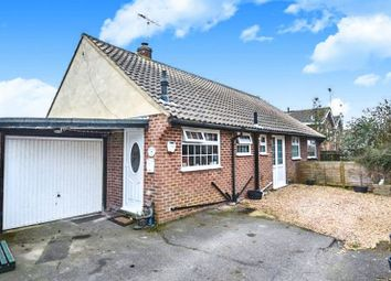 Thumbnail 4 bed detached bungalow for sale in Brook Lane, Ferring, Worthing, West Sussex