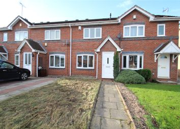 Thumbnail 2 bed town house to rent in Tennyson Way, Pontefract