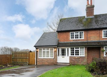 Thumbnail 2 bed semi-detached house for sale in Kingsland, Newdigate, Dorking