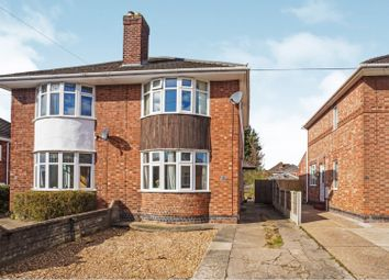 Thumbnail 2 bedroom semi-detached house for sale in Harrington Avenue, Lincoln