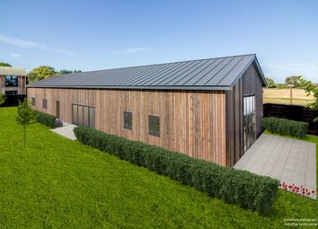 Thumbnail 4 bed barn conversion for sale in Petwick Farm, Faringdon