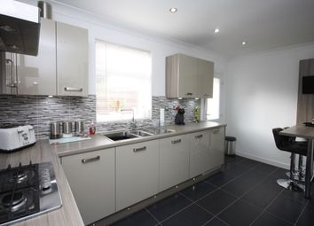Thumbnail 3 bed terraced house for sale in Burnhead Street, Uddingston, Glasgow