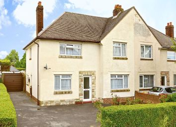 Thumbnail 4 bed semi-detached house for sale in Good Road, Parkstone, Poole