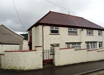 Thumbnail 3 bed semi-detached house to rent in Police House, Treforest, Pontypridd