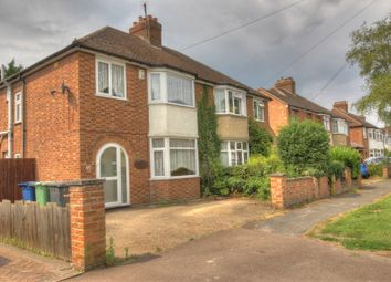 Thumbnail 3 bed semi-detached house for sale in Birdwood Road, Cambridge
