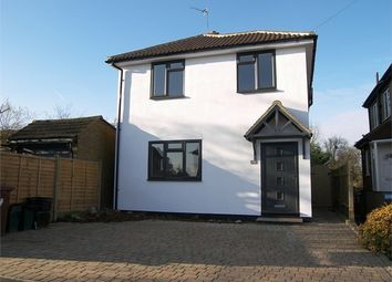 Thumbnail 4 bed detached house for sale in Aberdale Gardens, Potters Bar