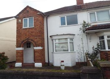 Thumbnail 3 bed property to rent in Hordern Grove, Wolverhampton