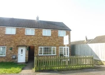 Thumbnail 2 bed semi-detached house for sale in Whaddon Way, Bletchley, Milton Keynes