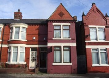 Thumbnail 3 bedroom terraced house for sale in Well Brow Road, Walton, Liverpool