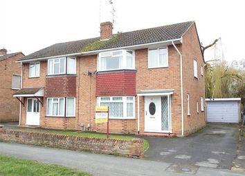 Giffard Drive, Farnborough, Hampshire GU14. 3 bed semi-detached house for sale