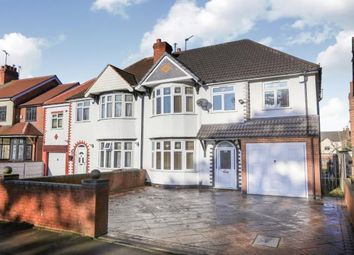 Thumbnail 5 bedroom semi-detached house for sale in Park Road West, West Park, Wolverhampton, West Midlands