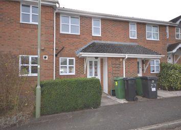 Barbel Avenue, Basingstoke, Hampshire RG21. 2 bed terraced house for sale