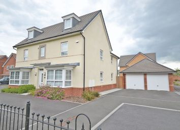 Thumbnail 5 bedroom detached house for sale in Outstanding Family House, River Reach, Newport
