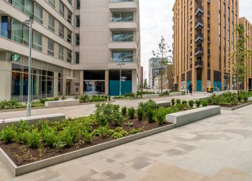 Thumbnail 2 bed flat for sale in Liner House, 16 Admiralty Avenue, Royal Wharf, London