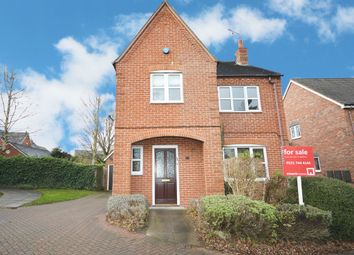 Thumbnail 4 bed detached house for sale in Dickens Heath Road, Shirley, Solihull
