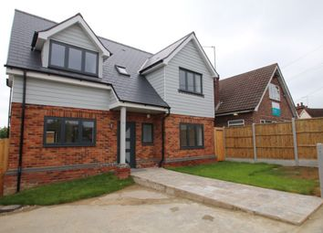 Thumbnail 4 bed terraced house for sale in Hawkwell Park Drive, Hockley