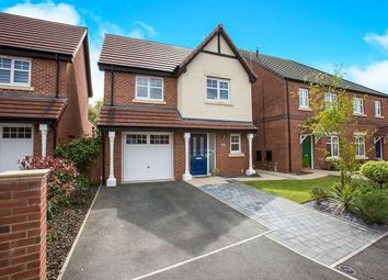 Thumbnail 3 bed detached house for sale in Russ Close, Scholar Green, Stoke-On-Trent