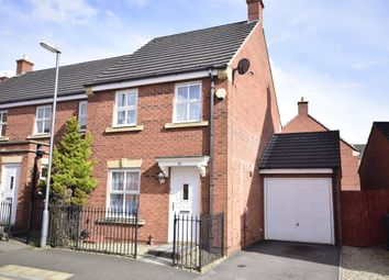 Thumbnail 2 bed end terrace house for sale in Wright Way, Stoke Park, Bristol