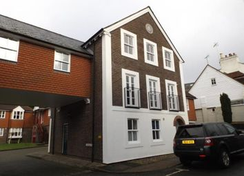 Thumbnail 1 bed flat for sale in Tunsgate, Jarvis Lane, Steyning, West Sussex
